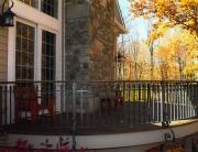 back porch patio balcony