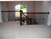 interior balcony remodel