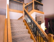 retro-fit stair case