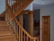 Retrofit staircase