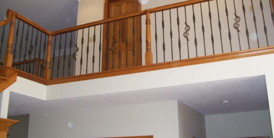 retrofit interior staircase