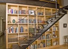 Modern Custom Iron Staircase