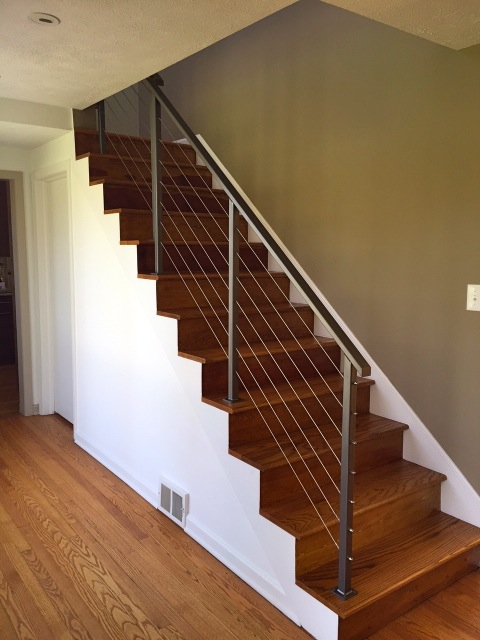 Staircase Cable Railing