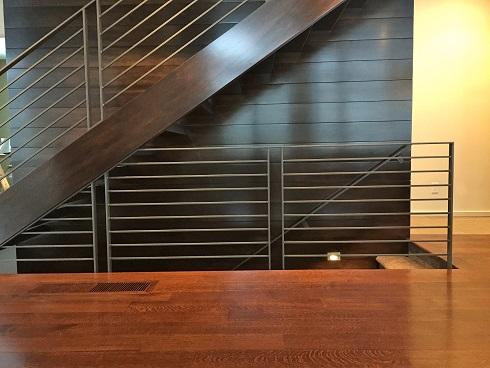 metal stair railing quality made in toledo ohio permalink gallery