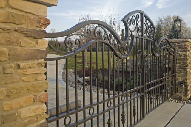 Driveway Gates Finelli Ironworks