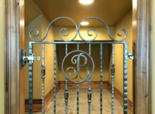 custom iron man gate