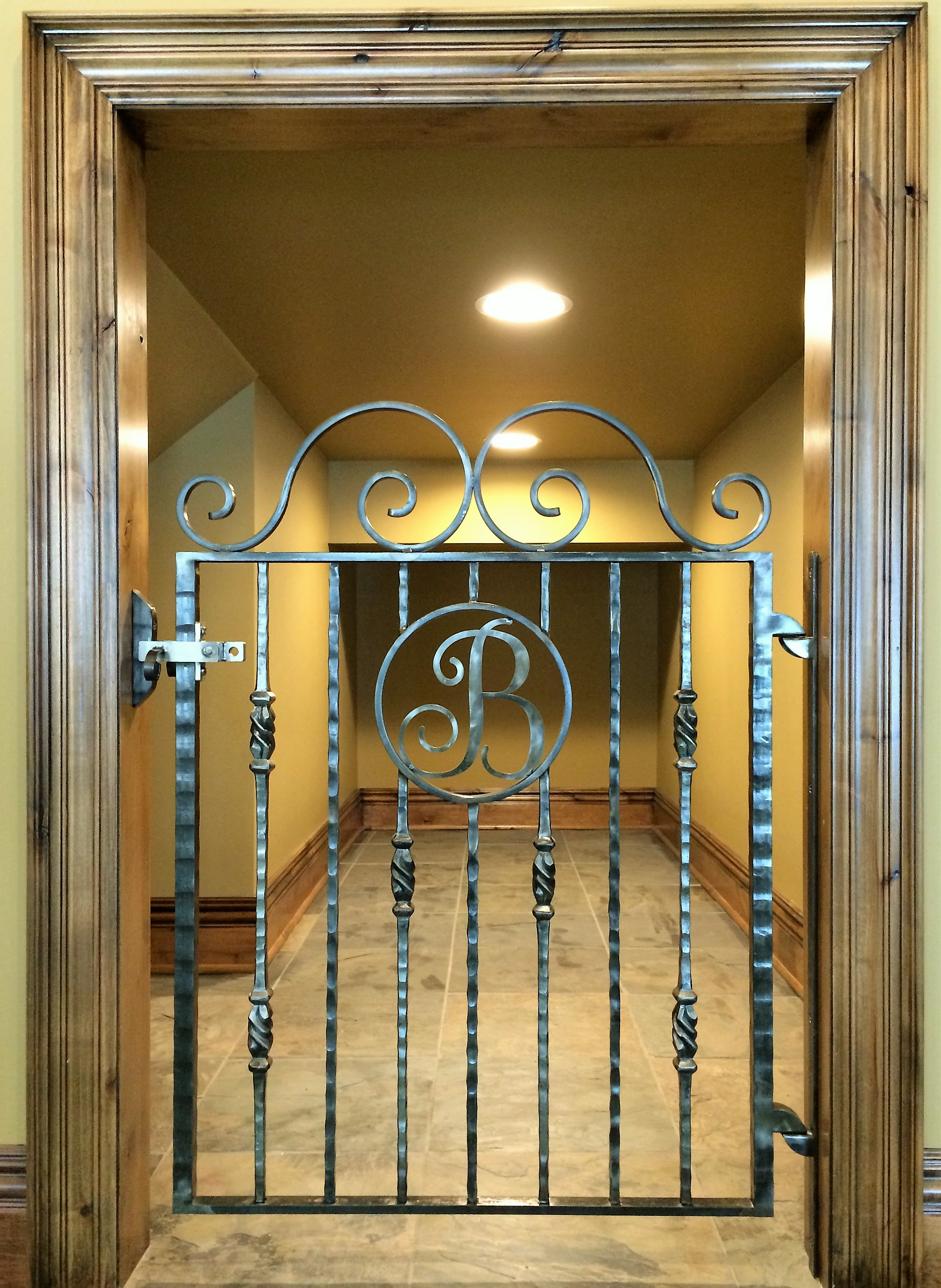Custom Interior Gate