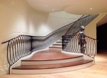 award winning iron railings