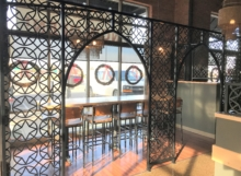 steel room partition